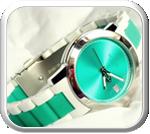 Pánské nebo dámské náramkové hodinky  v hodnotě 5.000,- Kč